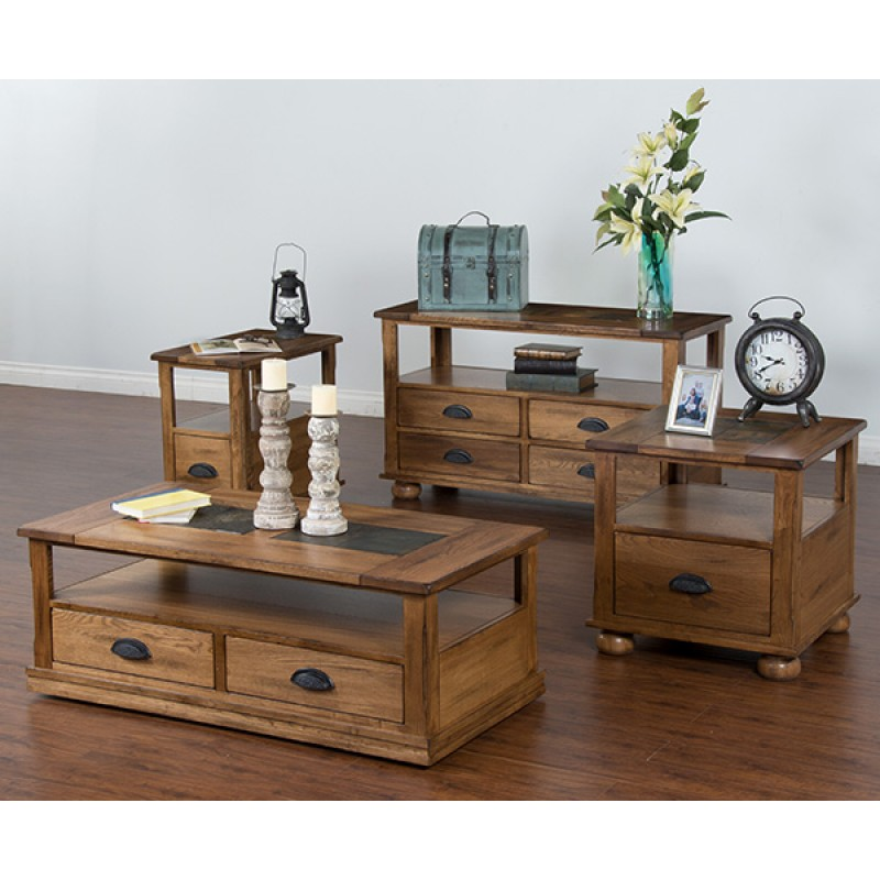 Sedona occasional tables for Sunny designs bedroom furniture